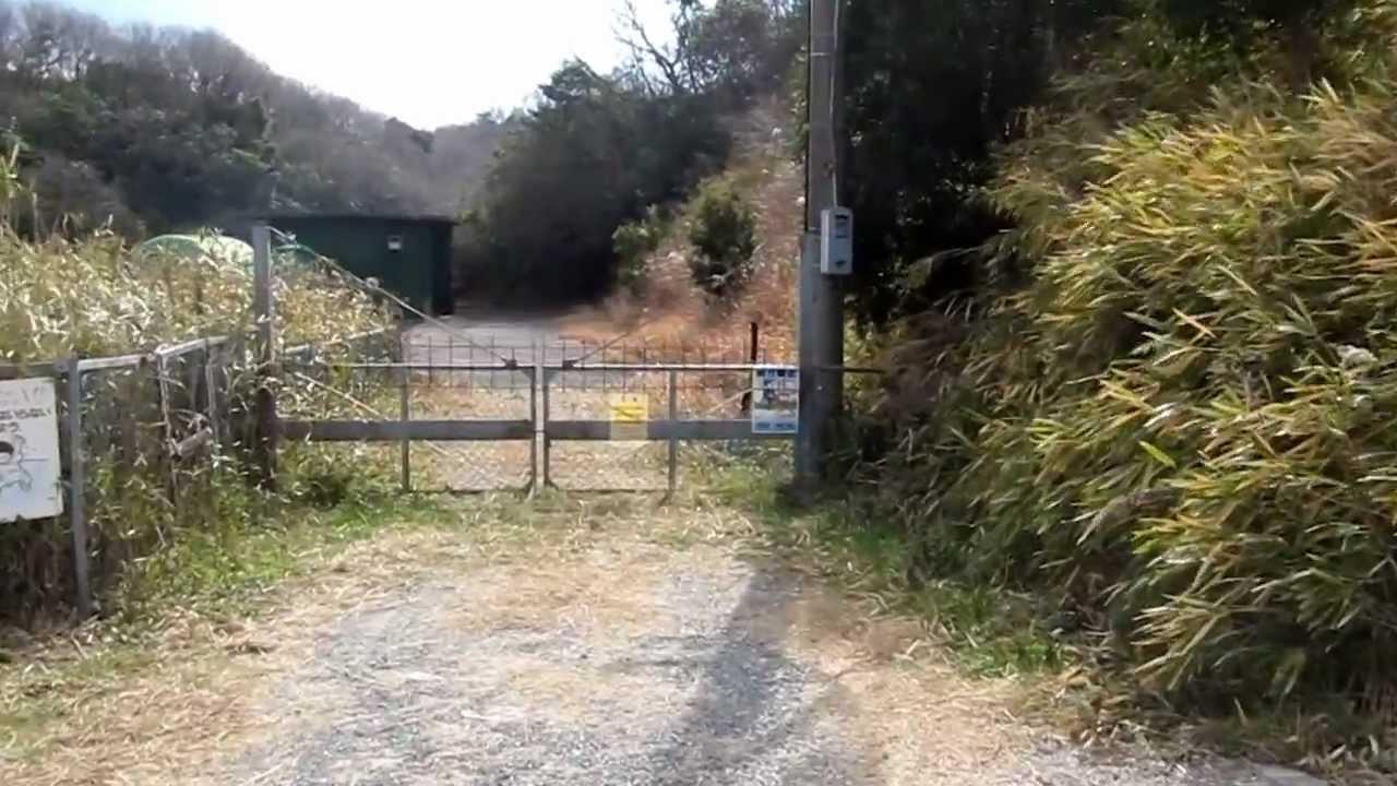 七曲池 北側釣り禁止ポイント ブ...