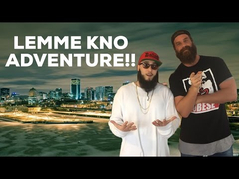 LEMME KNO STUDIO ADVENTURE!!
