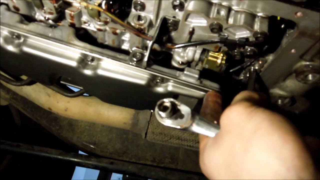 How To Change Transmission Fluid And Filter Mitsubishi