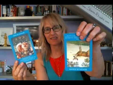 Libra Life Purpose, Money & Career October, November, December 2017 Tarot Reading by Sloane Rhodes