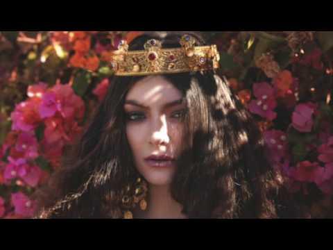 Love Club- lorde (L D R U remix) (Lyrics)