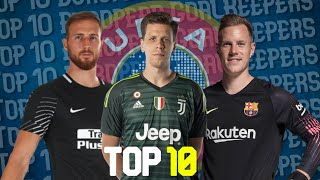 Top 10 European Goalkeepers • Save Compilation