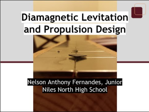 DIAMAGNETIC LEVITATION Research Presentation