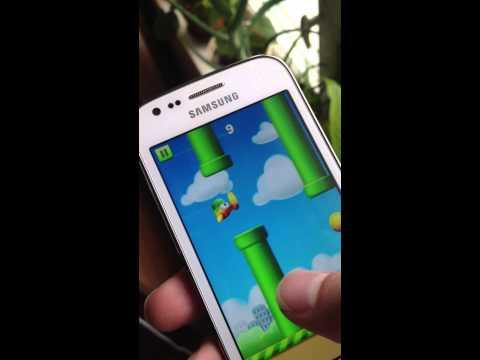Птичка ! Клон игры Flappy Bird !