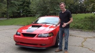 review 2002 ford mustang gt w flowmaster exhaust