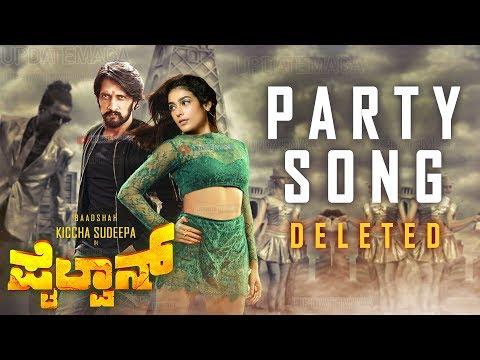 #pailwan-party-song- -yenu-madli-helale-song-update- -kiccha-sudeep-pailwan-movie-songs