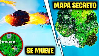 New Event The Meteor Moves And Top 5 Secrets Of Returning Zones Fortnite Battle Royale
