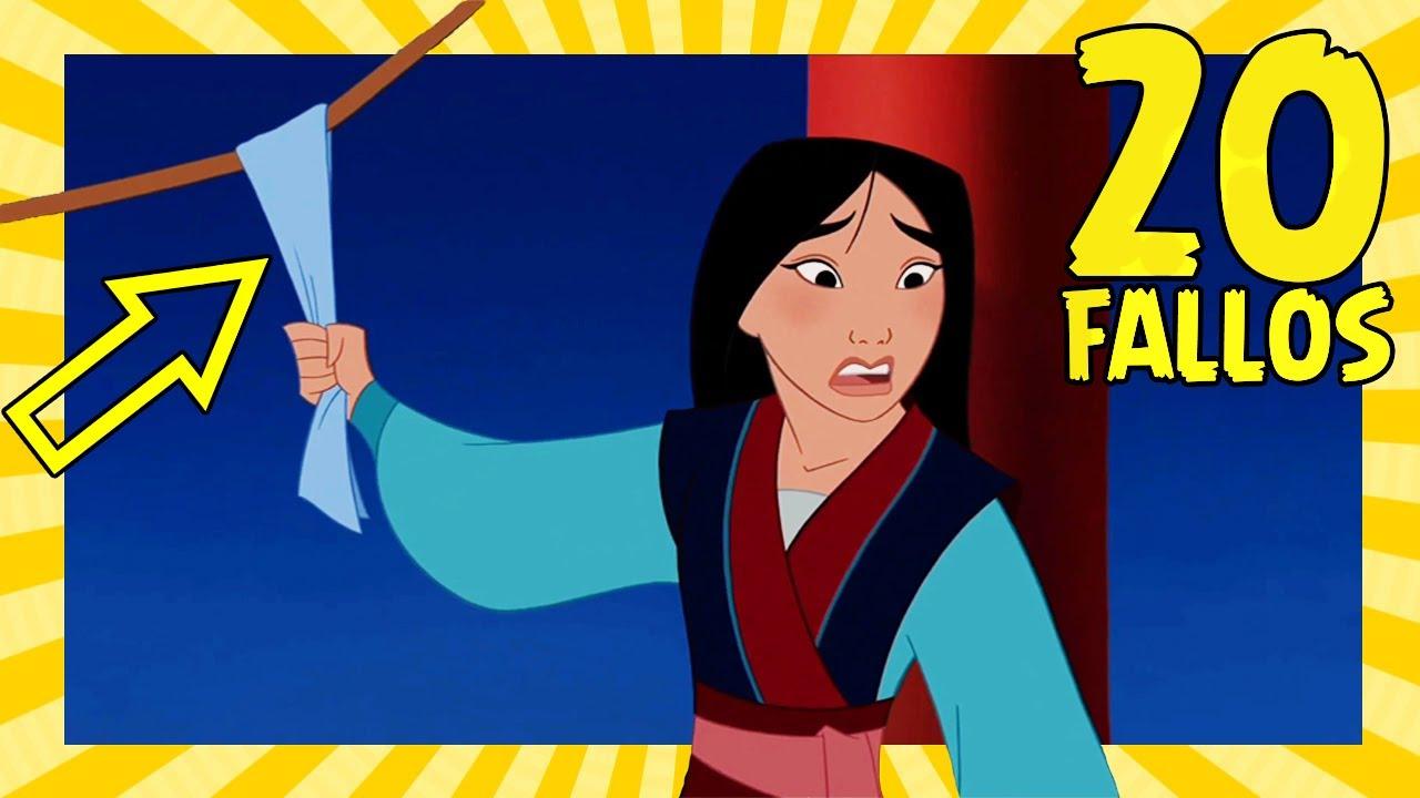 Download 20 Errores en Mulan Que Quizás No Notaste
