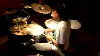 Maximum the Hormone Utsukushiki Hitobito no Uta (Drum cover) グレイテスト・ザ・ヒッツ