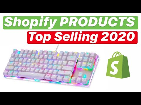 Top SELLING Dropshipping PRODUCTS 2020 (Aliexpress REVEAL Link) thumbnail