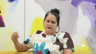 Centro León. Entrevista a Sara Hermann