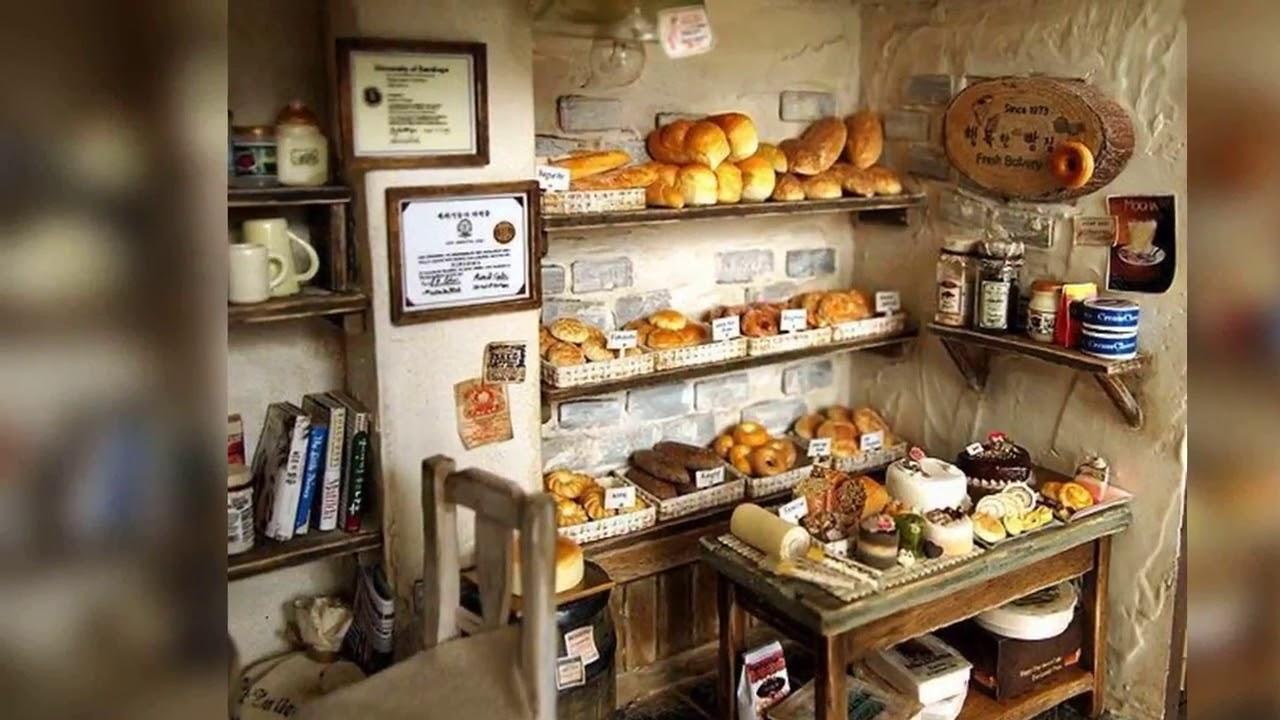 Small Bakery Interior Design Ideas - menu template design