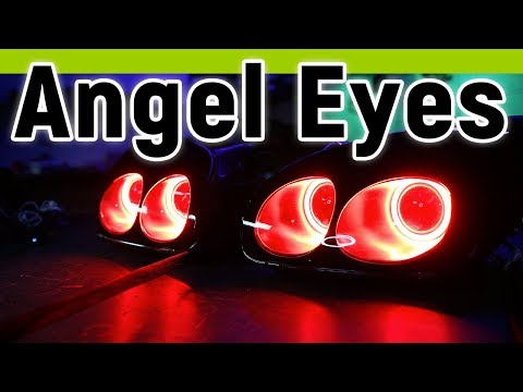 How To Install Angel Eyes DIY In 2019 | FlyRyde