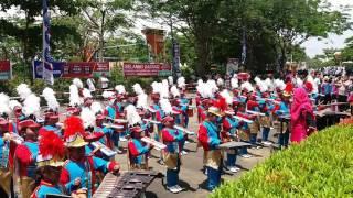 Marching Band Sdn Sukaresmi 06 Juara Satu