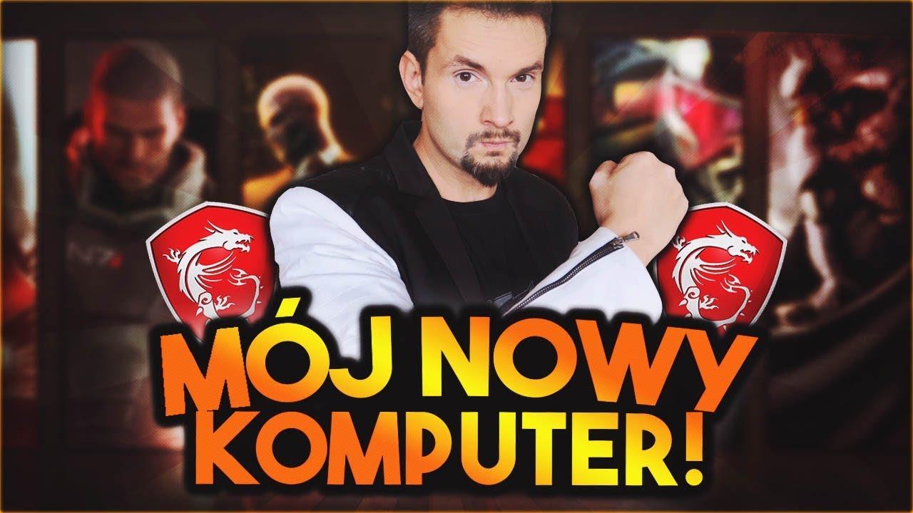 !!! MÓJ NOWY PC !!!