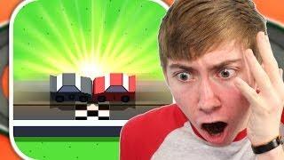 WRONG WAY RACING (iPhone Gameplay Video)