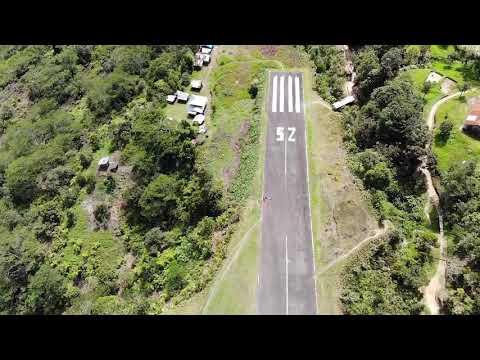 Bandar Udara Kiwirok Pegunungan Bintang Papua