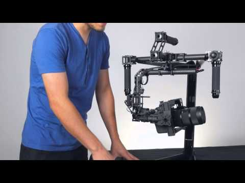 AllSteady 5 Gimbal Balancing Tutorial from Turbo Ace