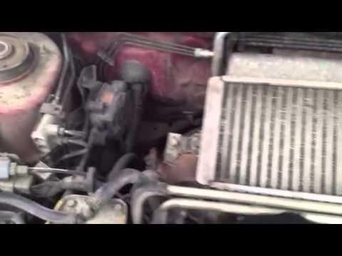Wrx turbo death whine???