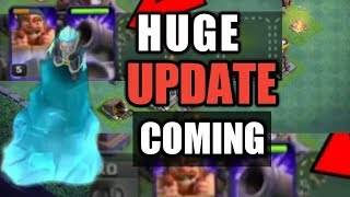 Biggest update New heroes New defenses New boat in Builder Hall base |Clash of clans