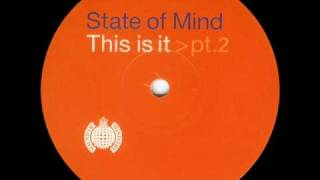 State Of Mind - This Is It (MJ Cole Remix)