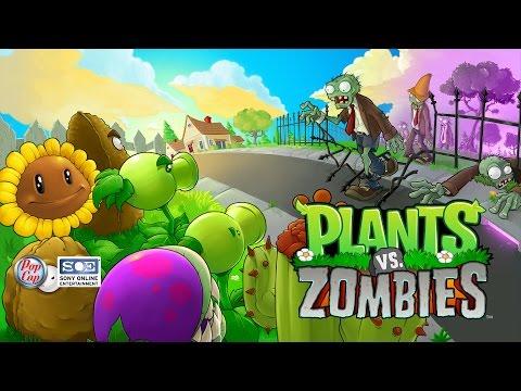 Survival night MODE Part 1   Plants vs Zombies