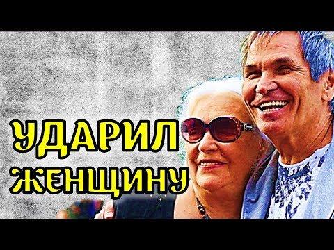 Алибасов набросился на свою подругу на шоу «Пусть говорят»