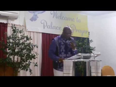 "Pastor Tony Barrow - ""Don"