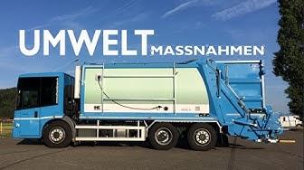 Schwendimann AG - Umweltmassnahmen