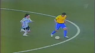 ricardo kaká vs argentina   2006 by alex