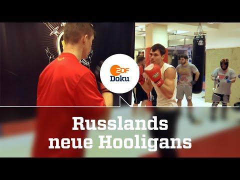 Kampfbereit: Russlands neue Hooligans