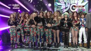 vuclip Girls' Generation 소녀시대_Win (Encore) (KBS MUSIC BANK_January.25th.2013)