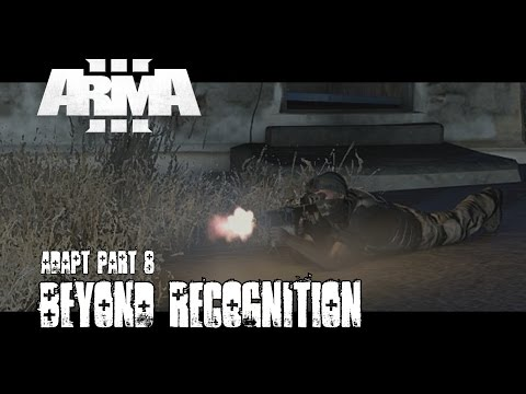Adapt Part 8  Beyond Recognition  ArmA 3 Campaign Playthrough
