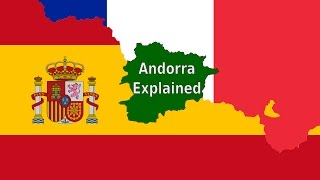Видео Co-Principality of Andorra Explained: Why the President of France is a Prince от VanDeGraph, Андорра