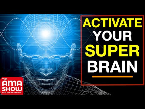 How To Tap Into Your Supernatural Powers & Activate Your Superconscious Mind