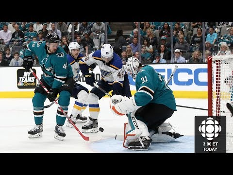 St Louis Blues vs San Jose Sharks Game 5 Live | 2019 NHL Stanley Cup Playoffs Round 3 Reaction