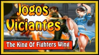 UM DOS JOGOS MAIS VICIANTES DA INTERNET THE KING OF FIGHTERS WING 1 91