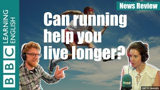 Can running help you live longer? Watch News Review