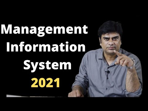 Management Information System(Quick Review) in Urdu Hindi With Examples