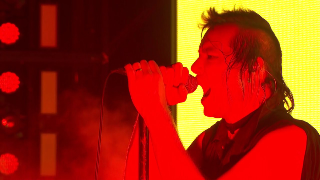 Nine Inch Nails- Burn (Subs Español)
