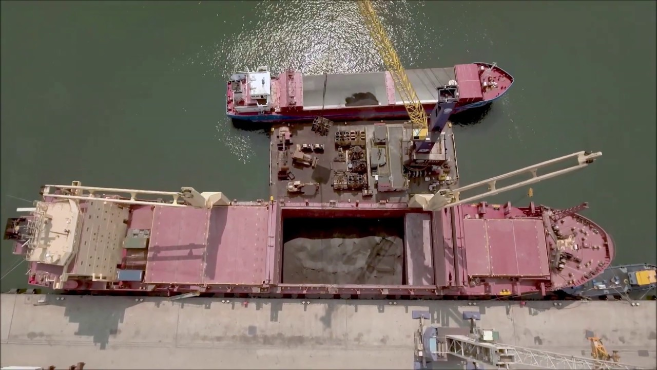 Download Rhenus Deep Sea Terminal Maasvlakte - Rotterdam