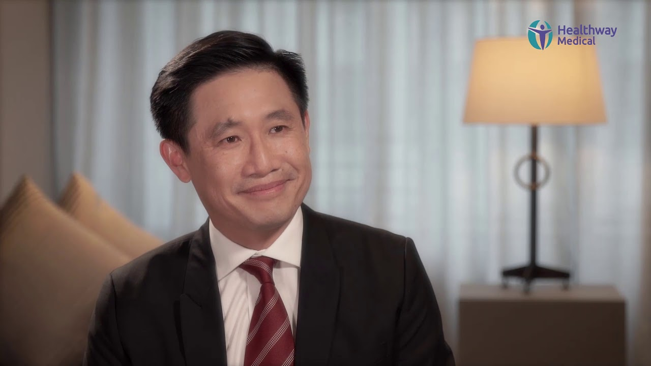 Dr Ooi Lai Hock, Consultant Orthopaedic Surgeon and Medical Director | Healthway Medical #Orthopedicsurgery