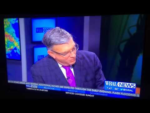 Pure Unadulterated Crap .. Greg Fishel has had enough on Wral
