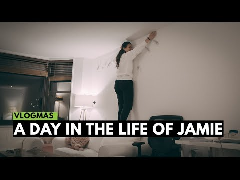 a day in the life of JAMIE (4th year med school vlog): INTERVIEW SEASON is over… I think