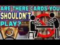 Are There Cards You Shouldn't Play? l The Command Zone #241 l Magic: the Gathering EDH