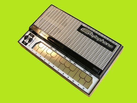 DUBREQ STYLOPHONE Original 1968 - played with effects | HQ DEMO