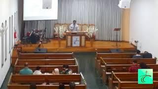 Culto Solene   Igreja presbiteriana Cidade das Artes   25/04/2021