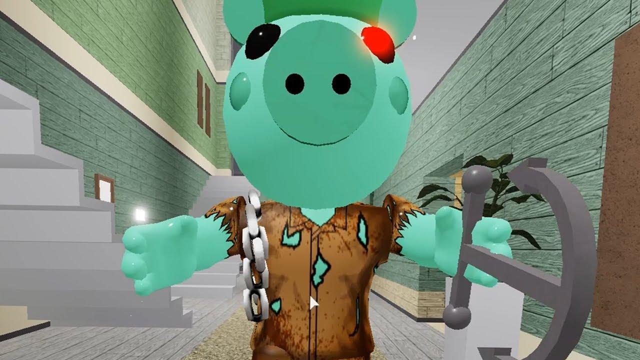 ROBLOX UNDEAD SAILOR PIGGY JUMPSCARE - Roblox Piggy RolePlay