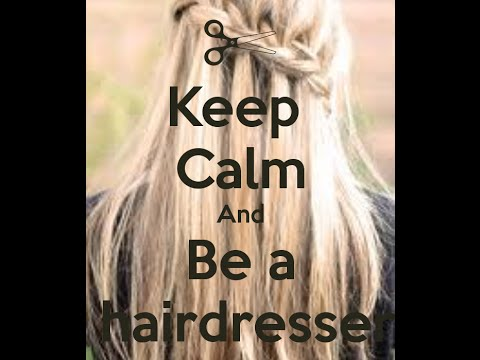 How To Become A Hairdresser Worlds Best Profession