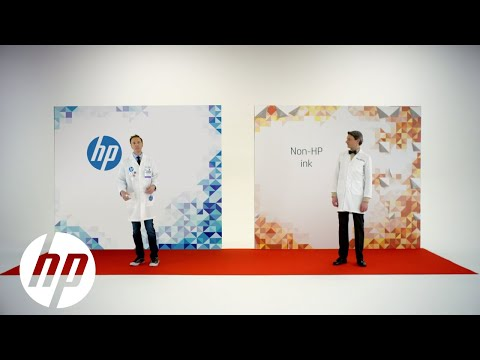Original HP Ink Recipe | HP Ink | HP
